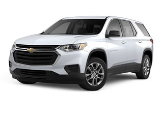 2020 Chevrolet Traverse SUV Summit White